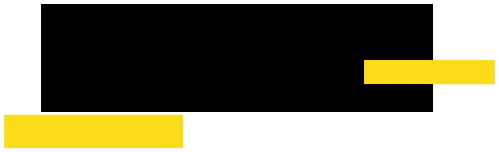 Teerbürste Fibre Borsten mit Schrauben und Flügelmuttern