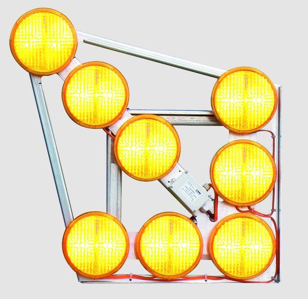 Nissen kleiner LED-Blinkpfeil LP 8/S NiBus