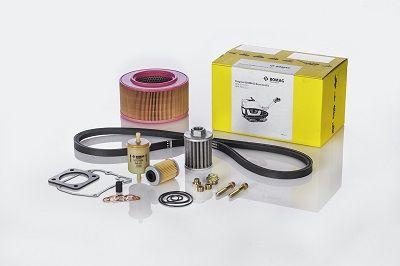 Bomag Service Kit SW 10 für Rüttelplatten BPR 50/55 D und BPR 60/65 D/E
