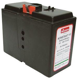 Nissen Konstant Batterie 111 / 6 V