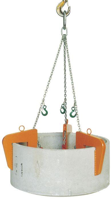 Eichinger Schachtringgehänge Typ FE 1062.2