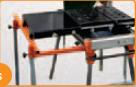 Norton Seitlicher Ausleger für Tischsäge CGW und CM 401