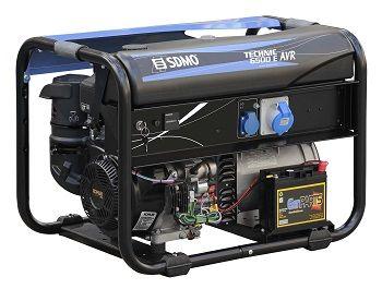 SDMO Stromerzeuger TECHNIC 6500 E AVR C5
