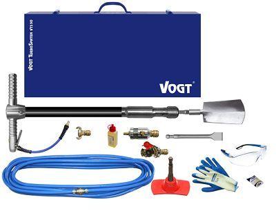 Vogt Turbo Spaten VTS 50 Basis Set / Komunal- und Behörden mit LKW Anschluss