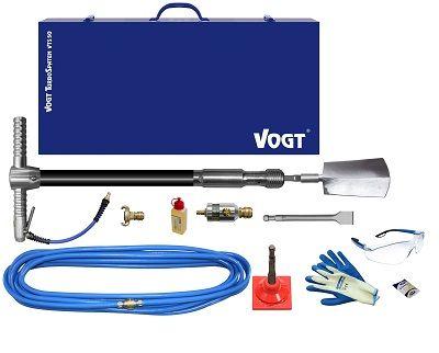 Vogt Turbo Spaten VTS 50 Basis Set / Garten und Landschaftsbau