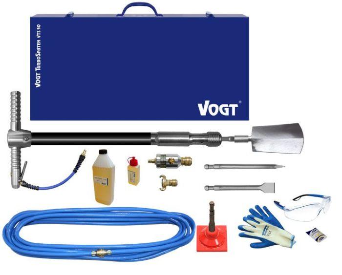 Vogt Turbo Spaten VTS 50 XL Set / Tief- und Straßenbau