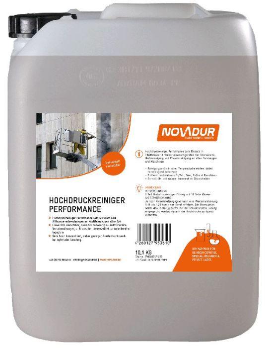 Novadur  Hochdruckreiniger Performance 10 Liter