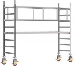 Uni-Standard Gerüst 1101; Arbeitshöhe 3.20 m