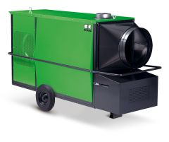 Heizautomat CLK 80-RV mit Radialventilator