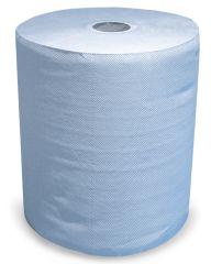 Putztuchrolle blau, 3-lagig Multiclean plus