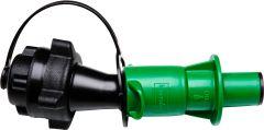 Universal-Sicherheitseinfüllsystem für Kettenhaftöl