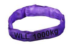 Rundschlinge Tragkraft 1.000 kg