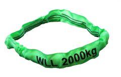 Rundschlinge Tragkraft 2.000 kg