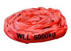 Rundschlinge Tragkraft 5.000 kg