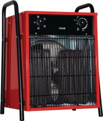 NORDWEST Elektroheizer IFH03-150 1300 m³/h 5/10/15 kW 32 A