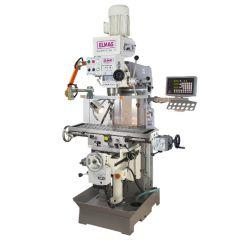 Elmag Getriebe Fräs- und Bohrmaschine Modell MFB 50 L