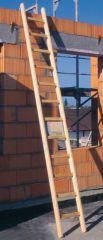 Layher Holz Anlegeleiter 1052