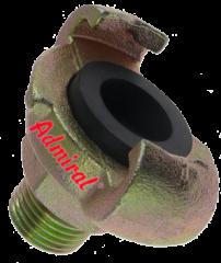 Pressluftschlauch-Klauenkupplung