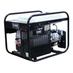 Elmag Stromerzeuger SEBS 6510WD/25 mit HONDA-Motor GX390 (semi-schallgedämmt)
