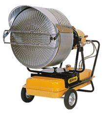 Wilms Infrarot Ölheizer VAL 6 40 kW