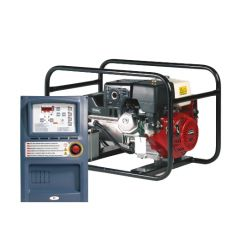 Elmag Notstrom-Komplettpaket SEB 6500WDE-ASS BENZIN-Stromerzeuger