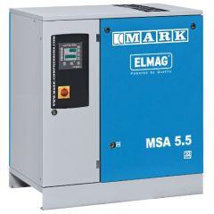 Elmag MARK Schraubenkompressor MSA 5,5-8/10 bar