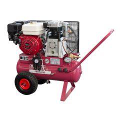 Elmag Motorkompressor PROFI-LINE BENZ 500/10/24