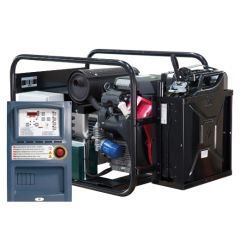Elmag Notstrom-Komplettpaket SEB 13500WDE-ASS BENZIN-Stromerzeuger