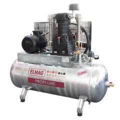 """Elmag Kompressor PROFI-LINE """"VERZINKT"""" PL 1200/10/270 D, mit Sterndreieckanlage"""