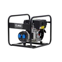 Elmag Stromerzeuger SED 3000W mit HATZ-Motor 1B20