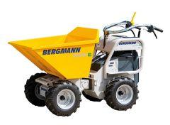 Bergmann Minidumper C301 mit Elektro-Antrieb