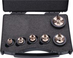 Alfra Blechlochersatz TriCut+® D.22,5mm M16-M40 PG 16