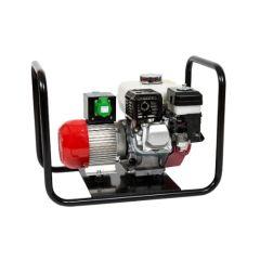 Elmag Benzin-Hochfrequenz Umformer Modell HFUM 1kVA, HONDA-Benzinmotor