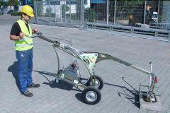 Probst UNIMOBIL UM-SM Verlegewagen - Komplettgerät