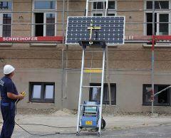 Geda Solar-Lift Comfort 250 bis 12 m Komplettpaket mit Solarpritsche