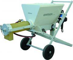 Giema Durchlaufmischer G15