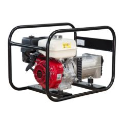 Elmag Stromerzeuger SEB 4100W mit HONDA-Motor GX270