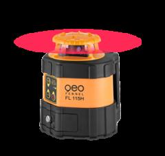 Geo Fennel Horizontallaser FL 115H + Handempfänger FR45