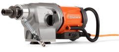 Husqvarna Set Bohrmotor DM400 + Bohrständer DS500 + Wassersammelring WSR250 + Bohrkrone Elite-Drill1420
