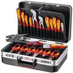 Knipex-Werk Werkzeugkoffer 20-tlg.Koffer