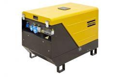 Atlas Copco Stromerzeuger QEP-S 10 230V/400V mit AVR