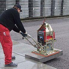 Probst Set Quickjet QJ-600-E + Saugplatte