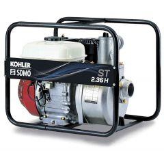 SDMO Benzin-Motor-Wasserpumpe ST 2.36 C5