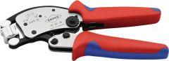 Knipex-Werk Crimpzange Twistor16 Gesamt-L.200mm 0,14-16