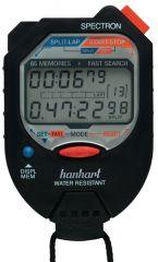 Hanhart1882 Stoppuhr Spectron 1/100 Min.1/100 Sek.dig.HANHART