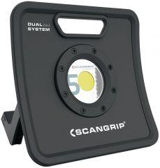 SCANGRIP LED-Strahler NOVA 42W 500-5000 lm 5m H05RN-F