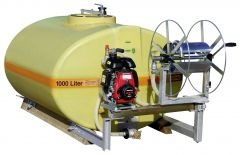 Cemo Mobiles Bewässerungsssystem BWS 130