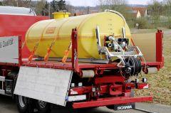 Cemo Mobiles Bewässerungssystem BWS 500 Baukastensystem