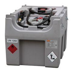 CEMO-DT Mobil Easy Tankanlage mit Transportzulassung zum unmittelbaren Verbrauch - 12 Volt