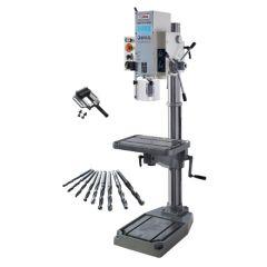 Elmag Getriebe-Säulenbohrmaschine GBM 3/30 SNA - Set